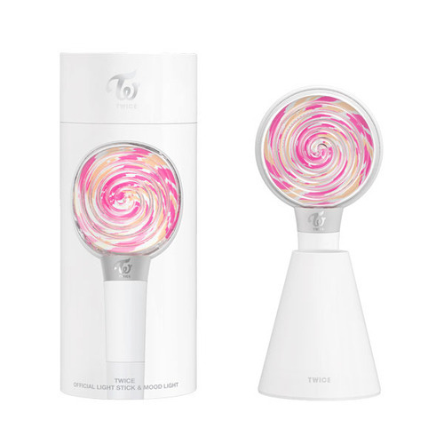 TWICE - OFFICIAL LIGHT STICK [CANDY BONG]