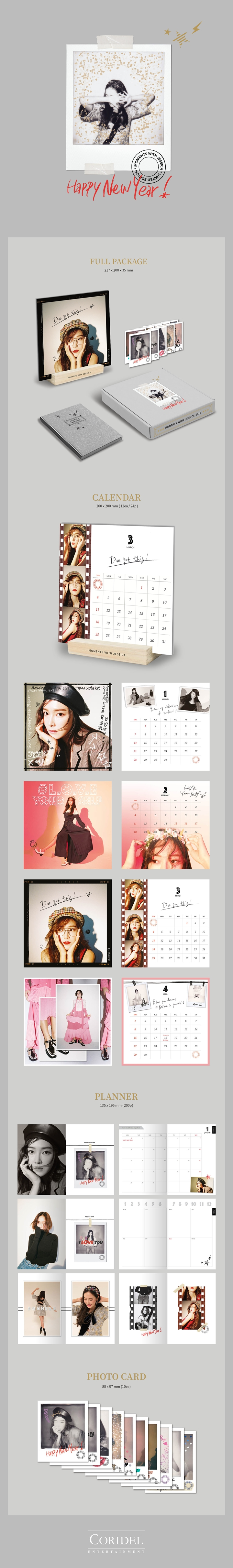 Jessica – 2018 OFFICIAL SEASON S GREETINGS