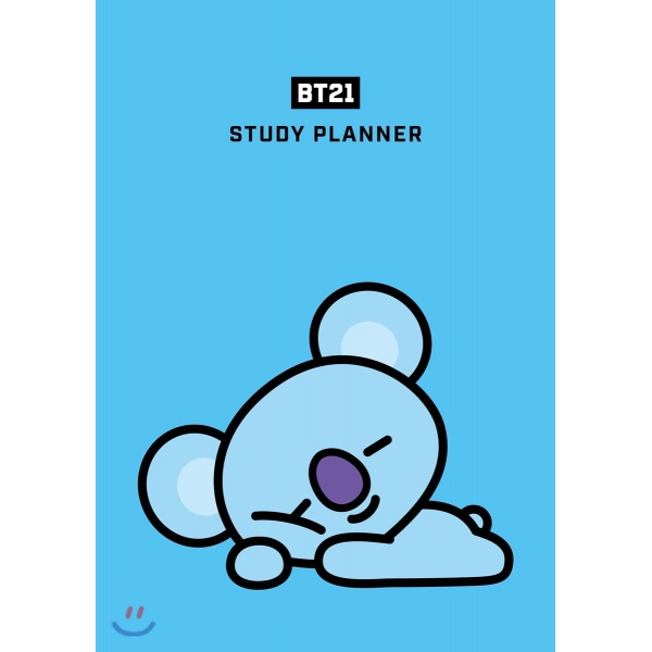 [BT21] Study Planner : All Characters